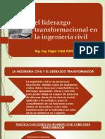 Liderazgo Transformacional en Ingenieria Civil 2018 (2)