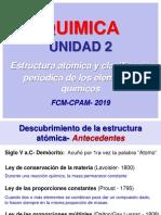 2- UNIDAD II. Estructura Atómica y Periodicidad Química[1]