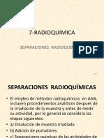 6.Aplicaciones Radioquimicas
