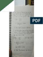 Prueba matematicas iacc semana 5
