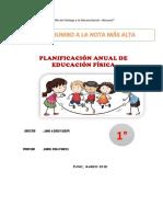 plan anual 1°