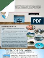 El Agua CTA 2018