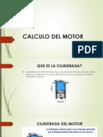 Calculo Del Motor 2