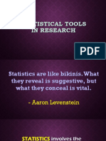 Statistical tools.ppt
