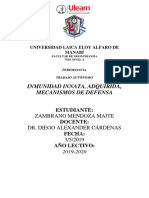 Zambrano Mendoza Maite-periodoncia