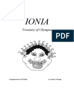 Zenobia - Ionia - Treasury of Olympus