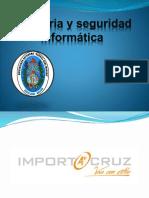 Auditoria y Seguridad Informática free