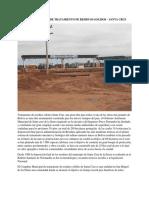 Complejo Municipal de Tratamiento de Residuos Solidos