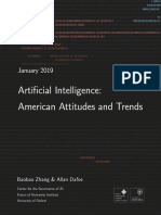 Artificial Intelligence_American Attitudes and Trends