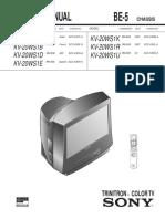 Sony KV-20WS1.PDF