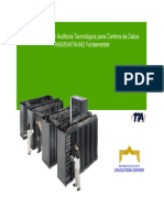 Curso Auditoria DATACENTER