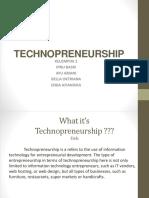 Technopreuner