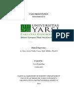 Case Presentation Hemorrhoid