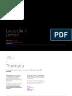 Harcourts Lux Sean Lombok Short