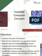 Essential Computer Concepts