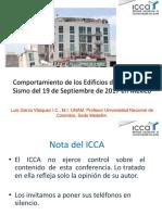 Comportamiento Estructuras de Acero en Mexico