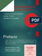 Manual de Bioseguridad de Laboratorio