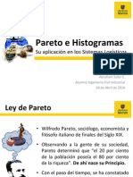 Teachback - Pareto e Histogram As