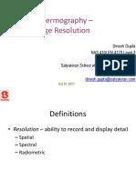 Irt Image Resolution