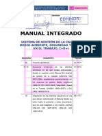 Sistema Integrado de Gestion EDHINOR