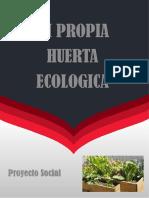 huerta ecologica