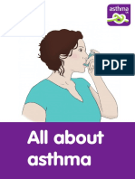 Easy Read All About Asthma Booklet