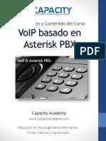 Descripción y Contenido Del Curso VoIP Basado en Asterisk PBX