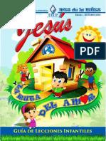 01 Jesus Ruta Del Amor Lecciones Proyecto Nacional