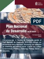 Plan Nacional de Desarrollo 2019 2024 NVO 2