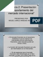"""""""Comportamiento Del Mercado Internacional"""""""