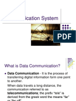 Lecture 5 Data Communication