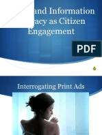 Media and Information Literacy Discussion