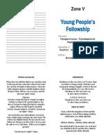 Zone v YP Fellowship