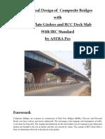 Composite Bridge Steel Girder Design in IRC