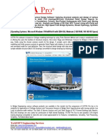 Tech Specifications [ASTRA Pro] [Bridge Design] [Mail]