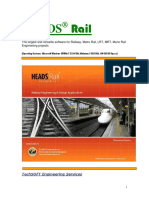 Tech Specifications for Heads Rail for Mail