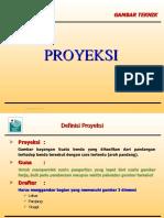 Gambar Teknik _(4. Proyeksi)