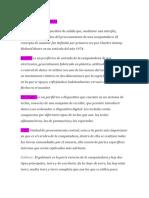 Partes Externas y Internas de La Computadora.