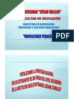 Proyecto de Innovación.13