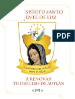 II Plan Diocesano Pastoral de la Diócesis de Autlán