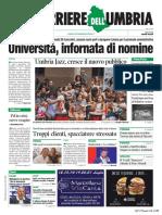 Rassegna stampa dell'Umbria, domenica 14 luglio 2019 UjTV News24 LIVE