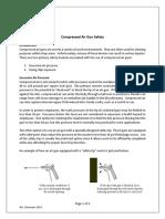 Compressed Airgun Information Sheet
