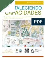 Fortalecimiento de capacidades locales para la sostenibilidad de La gestión ambiental territorial en los Mosaicos de Conservación