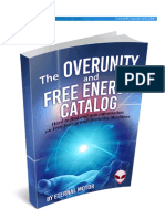 The Overunity and FreeEnergy Catalog