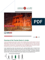 Tourism Sector Profile