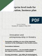 28_Enterprise Level Tools for Innovations_Carmen Nastase