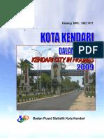 Kota Kendari Dalam Angka 2009