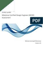 Preparing Milestone Certified