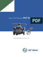 3.L&T ProcessBallValves