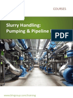 Slurry Handling Course Brochure